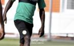 """Entraînement des """"Lions"""" : à 48h du match contre la Colombie, Aliou Cissé mélange les…"""
