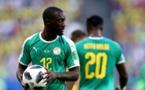 Photos : Sabaly bessé, remplacé par Moussa Wagué (72e)