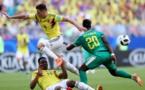 Photos : Diao Baldé Keita dans la tenaille colombienne