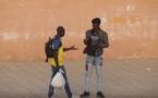 Caméra Cachée: les 10 mille francs sont à moi ( Mahfousse )