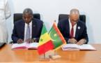 Photos : Oumar Guèye a signé avec son homologue mauritanien des accords-cadres sur la pêche