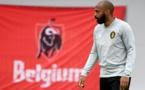 """Thierry Henry, légende bleue au service des """"Diables rouges"""""""