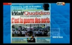 Revue de Presse WalfTv du samedi 14 juillet 2018 en images