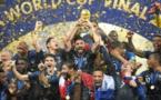 La France championne du Monde de football 2018, 20 ans après 1998