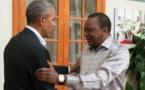 Barack Obama visite sa famille kényane