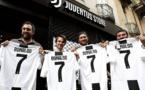 La Juve a vendu en une journée pour 52 millions d'euros en maillots de Ronaldo
