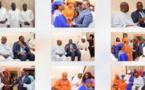 PHOTOS / VIDEO - Mariage de Momar Seck : Macky, Marième et les autres