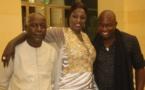Photos : Rouba Sèye, la Awo de Serigne Ngagne, resplendissante au Grand Théâtre