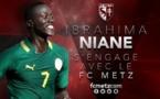 Coupe de la Ligue : Ibrahima Niane qualifie le FC Metz