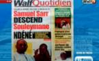 Revue de Presse WalfTv du jeudi 16 août 2018 en images