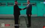 Les deux Corée: Une rencontre pour l'histoire