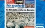 Revue de Presse WalfTv du mardi 21 août 2018 en images
