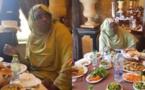 Le « soupou yéle » de Marieme Faye Sall à La Mecque avec ses copines