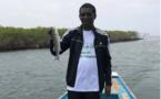 04 Photos :  Mary Teuw Niane dans la peau d'un pêcheur
