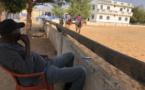 Bathie Diop transitaire , un grand amour entre lui et les chevaux