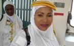 Photos : Mame Diarra Fam de retour du Hajj
