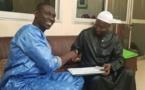 Le chanteur Pape Diouf parraine Macky Sall