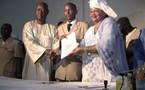 [Exclusivité - Vidéos] AIDA MBODJI : «Je peux battre seule, Idrissa Seck dans le Pds. Me Wade est notre candidat en 2012»