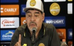 Argentine : Diego Maradona parle de son addiction à la drogue