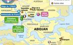 Video : Journée sous haute tension jeudi à Abidjan