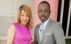 Photos : Viviane Mame Diarra et son son frère, Dj Boubs