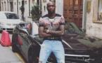 13 photos : Mbaye Diagne, l'international sénégalais et sa belle décapotable Chevrolet