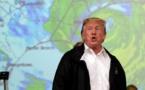 """""""Un mur le long du Sahara"""": la suggestion de Trump pour freiner l'émigration en Europe"""