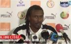 """Aliou Cissé : """"L'équipe nationale, c'est à la fois une porte d'entrée et une porte de sortie"""""""