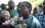 """La course contre la soif ""Dr Serigne Guèye Diop, maire de Sandiara"