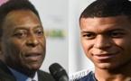 Après lui avoir offert un cadeau, Pelé donne deux conseils à Mbappé