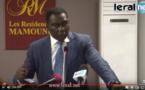 Dr Cheikh Kanté sur l'appropriation du Pse : « le Pse est en train de réussir une combinaison de la fertilisation croisée de l'économie et du social »