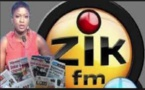 Revue de Presse Zikfm du samedi 13 octobre 2018 avec Mantoulaye Thioub Ndoye