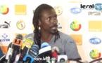 Aliou Cissé satisfait du duo Pape Abdou Cissé et Kouyaté