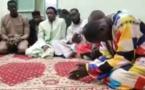 "Vidéo: Des""Khassaïdes""de Serigne Touba pour inaugurer la Zawiya El Hadj Malick Sy à New York…"