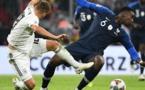 Avec un doublé de Griezmann, la France renverse l'Allemagne