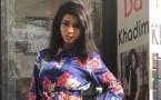 Photos :  Chérifa « Wiri Wiri » toute en fleurs