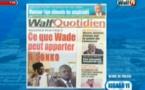Revue de Presse WalfTv du jeudi 18 octobre 2018 en images