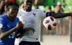 Malang Sarr ne ferme pas la porte au Sénégal