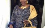"""L'une des épouses d'Aly Ngouille Ndiaye, une grande dame au """"Tagualou"""" flamboyant"""