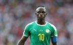 Quand Sadio Mané s'effondre, en larmes, après Sénégal-Guinée