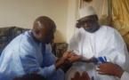 Le Président Idrissa SECK reçu par le khalife, Serigne Babacar Sy Mansour