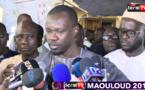 VIDEO - Ousmane Sonko refuse de parler politique dans la ville sainte de Tivaouane
