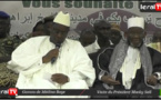 Vidéo : Macky Sall s'engage à reconstruire la grande Mosquée de Médina Baye