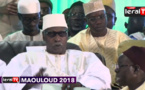 Vidéo Gamou 2018 : ce que le khalife des tidianes demande aux journalistes