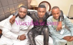 Quand: Amadou Sall fils de Macky, Mara Ndiaye et son épouse Rama Aidara , Niang Xaragne Lo se croisent au …