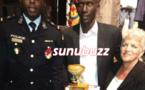 """L'incorruptible policier """"Amoul Yaakar Diouf """" reçoit le prix de la Calebasse d'or"""