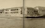 Carte postale: Gorée comme vous ne l'avez jamais vue evers les années 1900