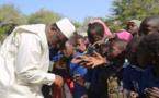 """Vidéo-Macky Sall : """"Le Sénégal au coeur, le Sénégal de mes rêves"""""""