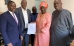 Aminata Touré a déposé la lettre du « cheval » Macky Sall au Conseil constitutionnel