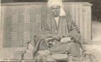 Carte postale : un cordonnier sénégalais immortalisé en photo